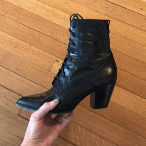 Frye Ankle Boots Booties 9M